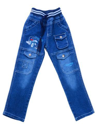 Брюки детские джинсы 5-8 №156096