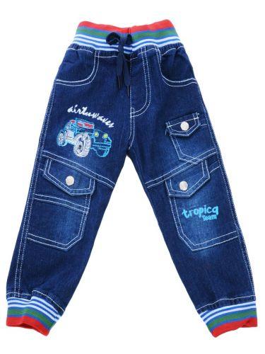 Брюки детские джинсы 2-6 №156093