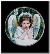 Монета с ангелом, цветная, 25 рублей 2013 года (Сочи)