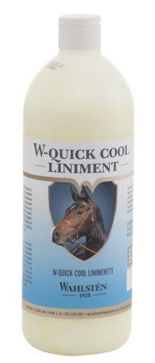 W-QUICK COOL 1 литр. Охлаждающий линимент БЕЗ ментола