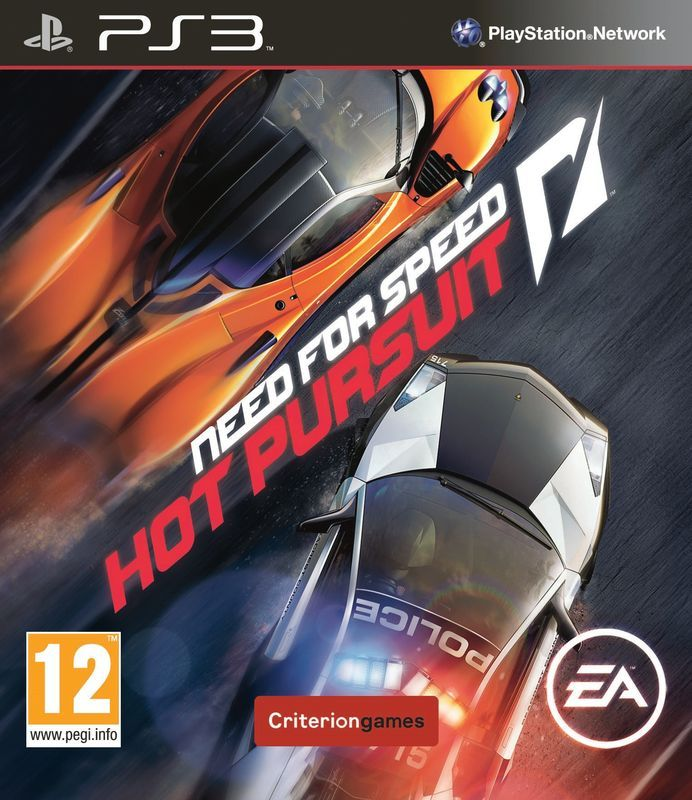 Игра Need for Speed : Hot Pursuit (PS3)