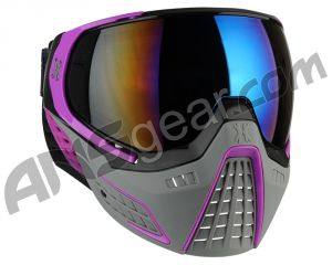 Маска HK Army KLR - Black/Purple