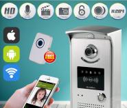 Беспроводной wi-fi видеодомофон