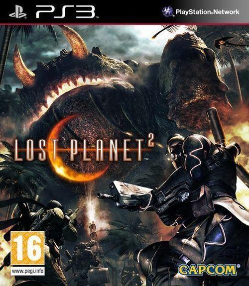 Игра Lost Planet 2 (PS3)