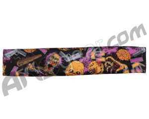 Сандана KM Paintball Zombie Orange/Purple