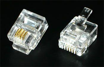 (rdtv) Коннектор 6p4c