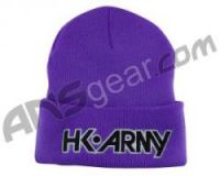 Шапка HK Army Beanie - Purple