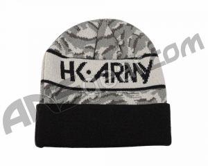 Шапка HK Army Beanie - Grey Camo