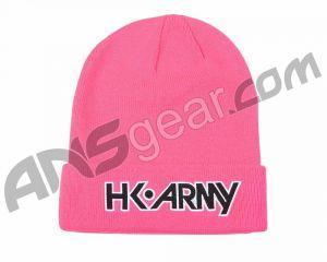 Шапка HK Army Beanie - Hot Pink