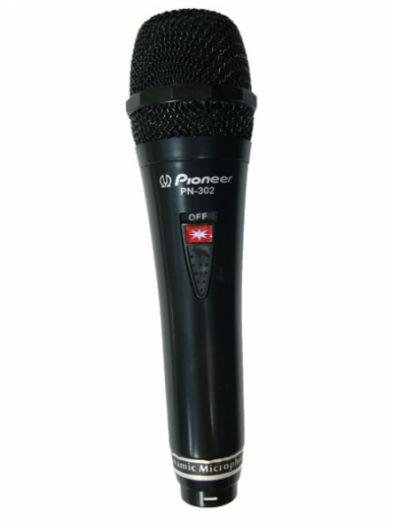 Караоке Микрофон PIONEER PN-302 проводной