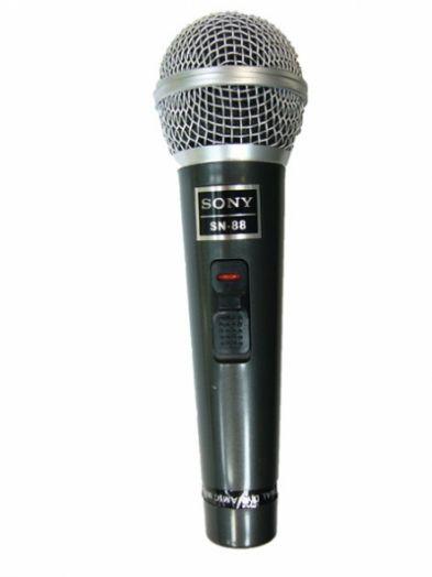 Караоке Микрофон SONY SN-88 проводной