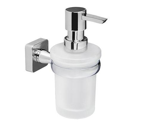 К-6599 Дозатор для жидкого мыла стеклянный Wasserkraft Lippe 6500