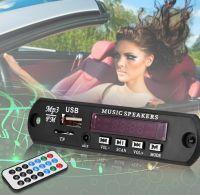 MP3-плеер модуль с пультом ДУ и USB/SD/FM 3.7В