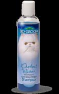 Bio-Groom Purrfect White Shampoo Кондиционирующий шампунь для светлой шерсти (237 мл)