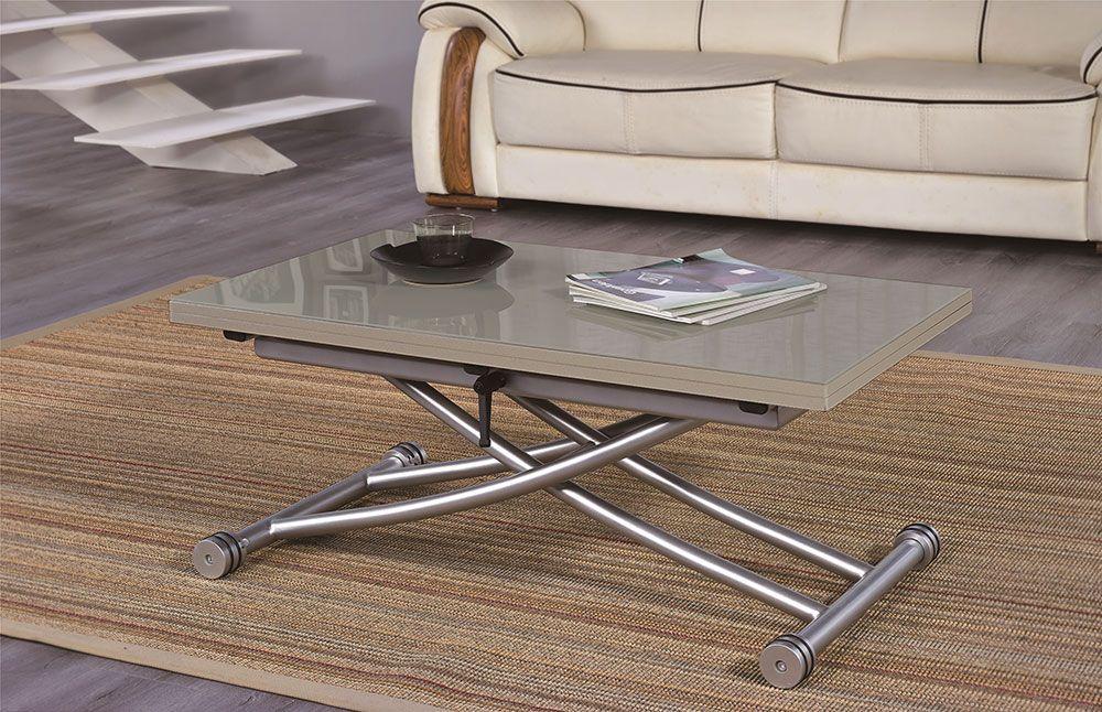 Раскладной журнальный стол-трансформер В 2219 S-8
