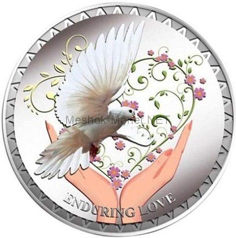 5 долларов Токелау 2012 года Безграничная Любовь