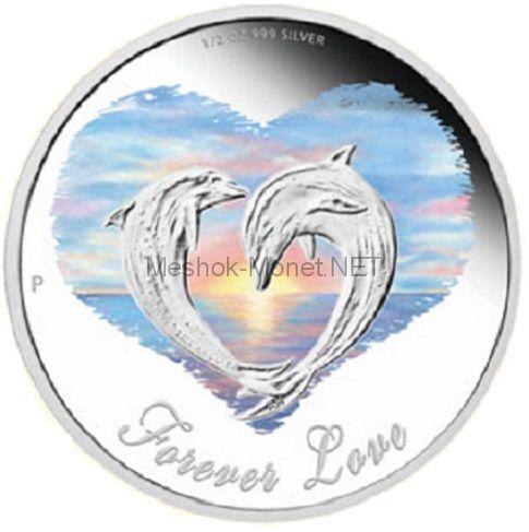 50 центов Тувалу 2013 года Любовь Навсегда