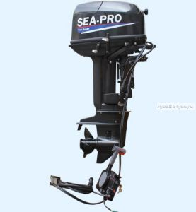 Подвесной лодочный мотор 2-х тактный SEA-PRO T 25S&E / 25 л.с. / 56 кг.