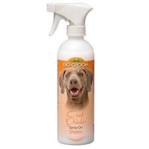Спрей BioGroom Coat Polish блеск-антиколтун для собак 473мл
