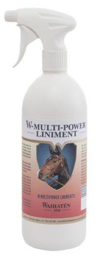 W-MULTI-POWER спрей с двойным эффектом. Объем 1 литр
