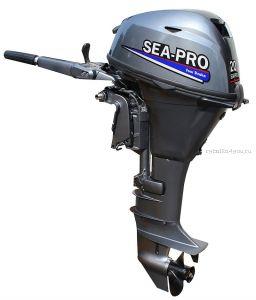 Подвесной лодочный мотор 4-х тактный SEA-PRO F20S 20 л.с. / 51 кг.