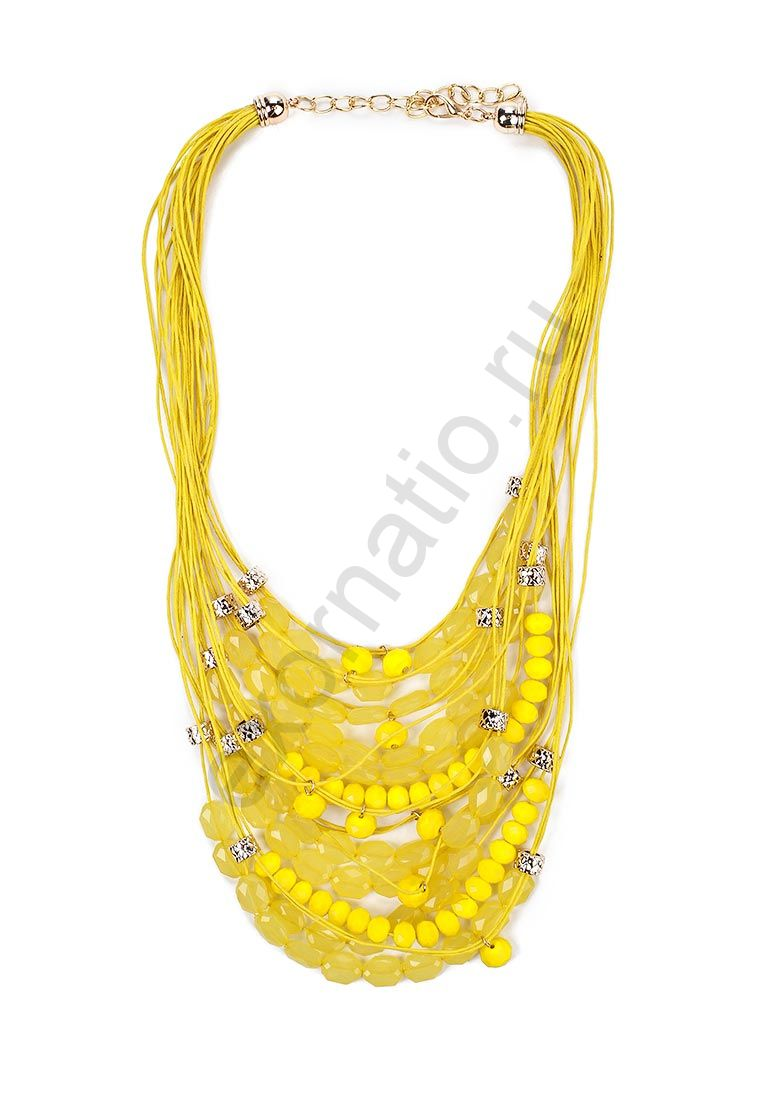 Колье Taya LX. T-B-9880-NECK-YELLOW