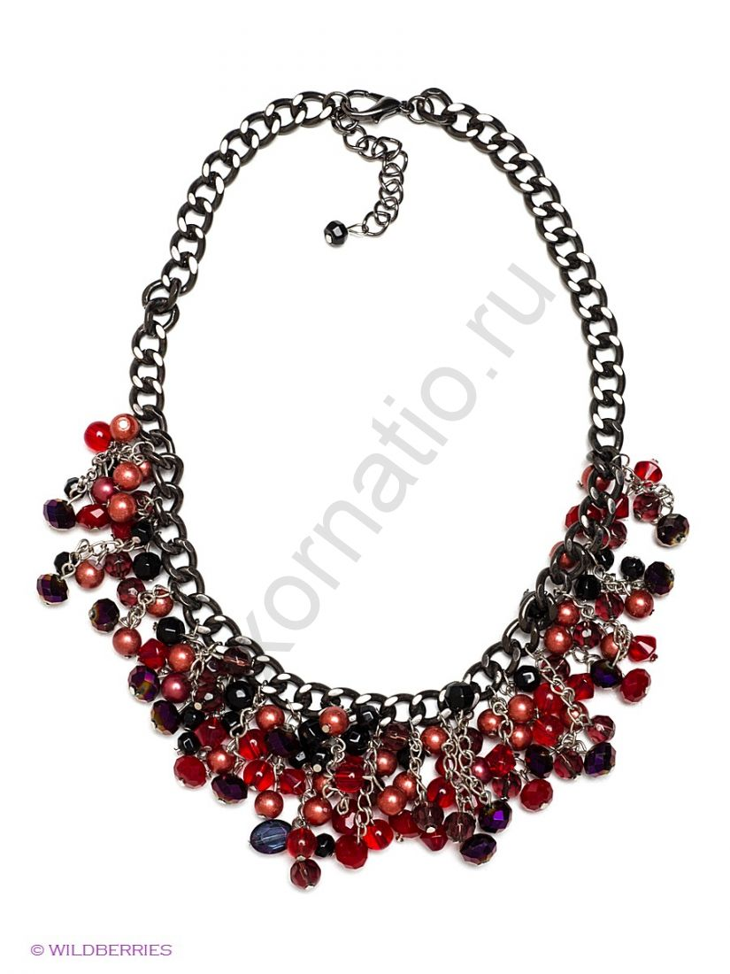 Колье Taya LX. T-B-8620-NECK-HM.RED