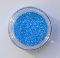 Меланж (втирка) неоновая синяя Neon #4, 1 грамм (0,2 мм)