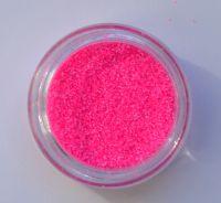 Меланж (втирка) неоновая ярко-розовая Neon #9, 1 грамм (0,2 мм)