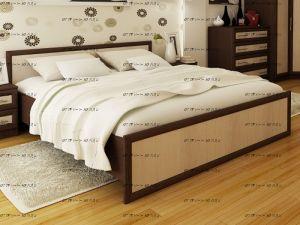 Кровать Модерн с настилом