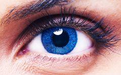 "Линза ""Синий глаз"""