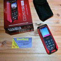 ADA COSMO 150 Video - Лазерная рулетка (дальномер) фото