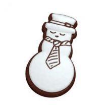 Форма для мыла Снеговик (БП)