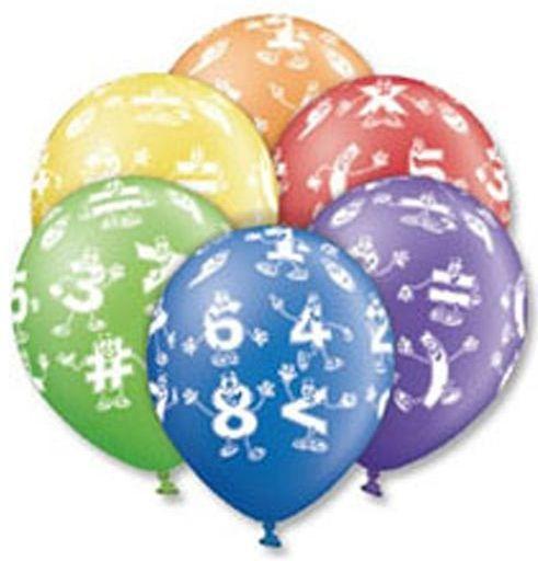 Математика - Царица Наук латексные шары с гелием