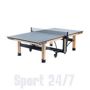 Теннисный стол профессиональный Cornilleau Competition 850 Wood ITTF grey 118602