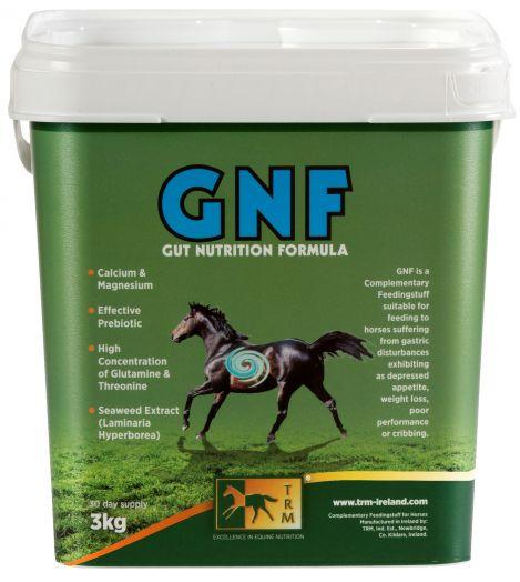 """TRM """"GNF Pellets"""". Подкормка для улучшения пищеварения. 3 и 10 кг"""
