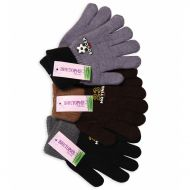 Перчатки детские двойные(2-6лет)-98руб