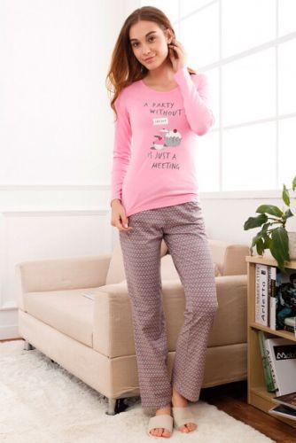 Женская пижама INDEFINI №IND665425