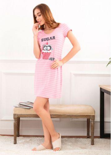 Сорочка женская INDEFINI №IND415409