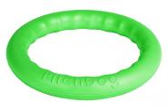 PitchDog 20 Игровое кольцо для апортировки зеленое (20 см)