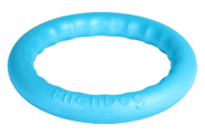PitchDog 30 Игровое кольцо для апортировки голубое (28 см)