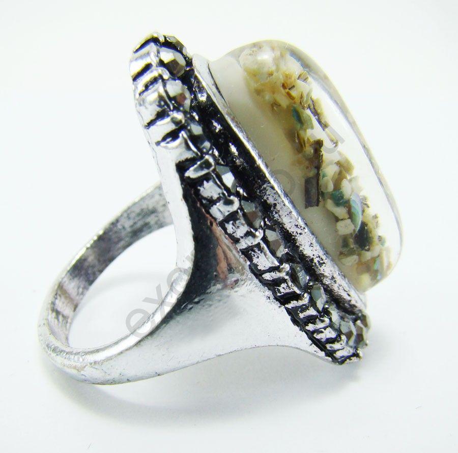Кольцо Taya LX. T-B-8682-RING-BR.MULTI