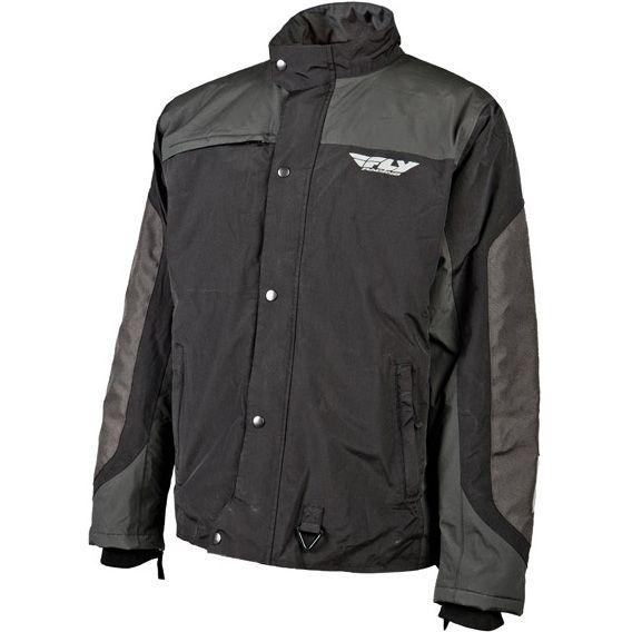 Fly - Aurora куртка зимняя, черная