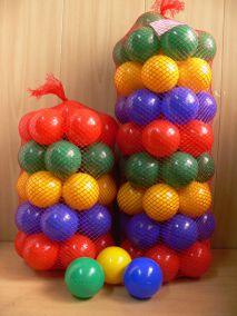 Набор шариков 56 шт 57*24*24 см