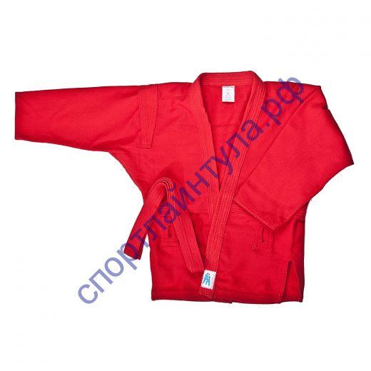 Куртка Самбо К- 5 (красная)