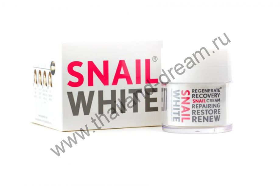 АНТИВОЗРАСТНОЙ КРЕМ SNAIL WHITE NAMU LIFE 50МЛ