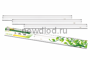 Светильник сд СПБ-T8-ФИТО 14Вт 160-260В  IP40 1120мм для роста растений