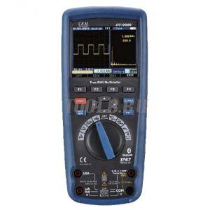 CEM DT-9989 – цифровой портативный осциллограф