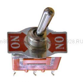 Тумблер 1121 ВКЛ-ВКЛ 16А 250в