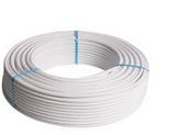 Труба металлопластиковая Henco  DN 26x3,5 PN10 (в бухтах по 50 м), белая (м)26x3 Арт. 50-260320